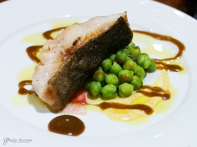 Pan Seared Black Cod
