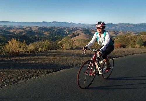 Tricia Vetern's Victory Velo ride