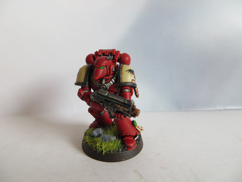 2nd Space Marine Bolter