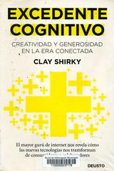 Clay Shirky, Excedente cogintivo