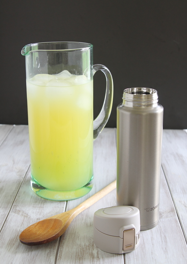 Easy homemade sports drink