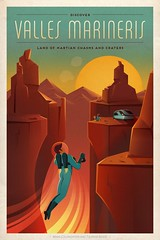Travel Poster: Valles Mariners - Flickr - Photo Sharing!