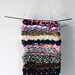Fabric Scraps Weaving