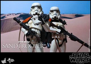 Hot Toys – MMS295 – 星際大戰:四部曲 曙光乍現【沙漠暴風兵】1/6 比例 Star Wars Sandtrooper