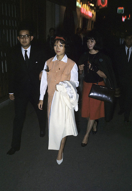 United States, Oct 1963 - Madame Nhu's daughter, Miss Ngo Dinh Le Thuy