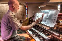 musician, piano, keyboard, organist,