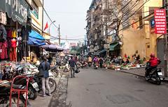 Hanoi Streets.