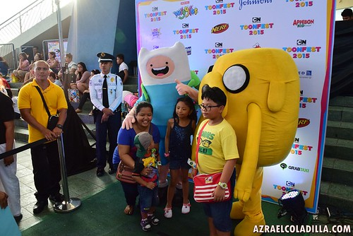 Cartoon Network Toon Fest in SM MOA