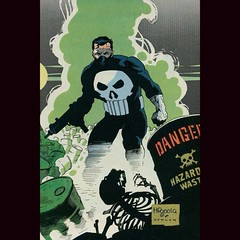 #Punisher by Mike Mignola. #comics