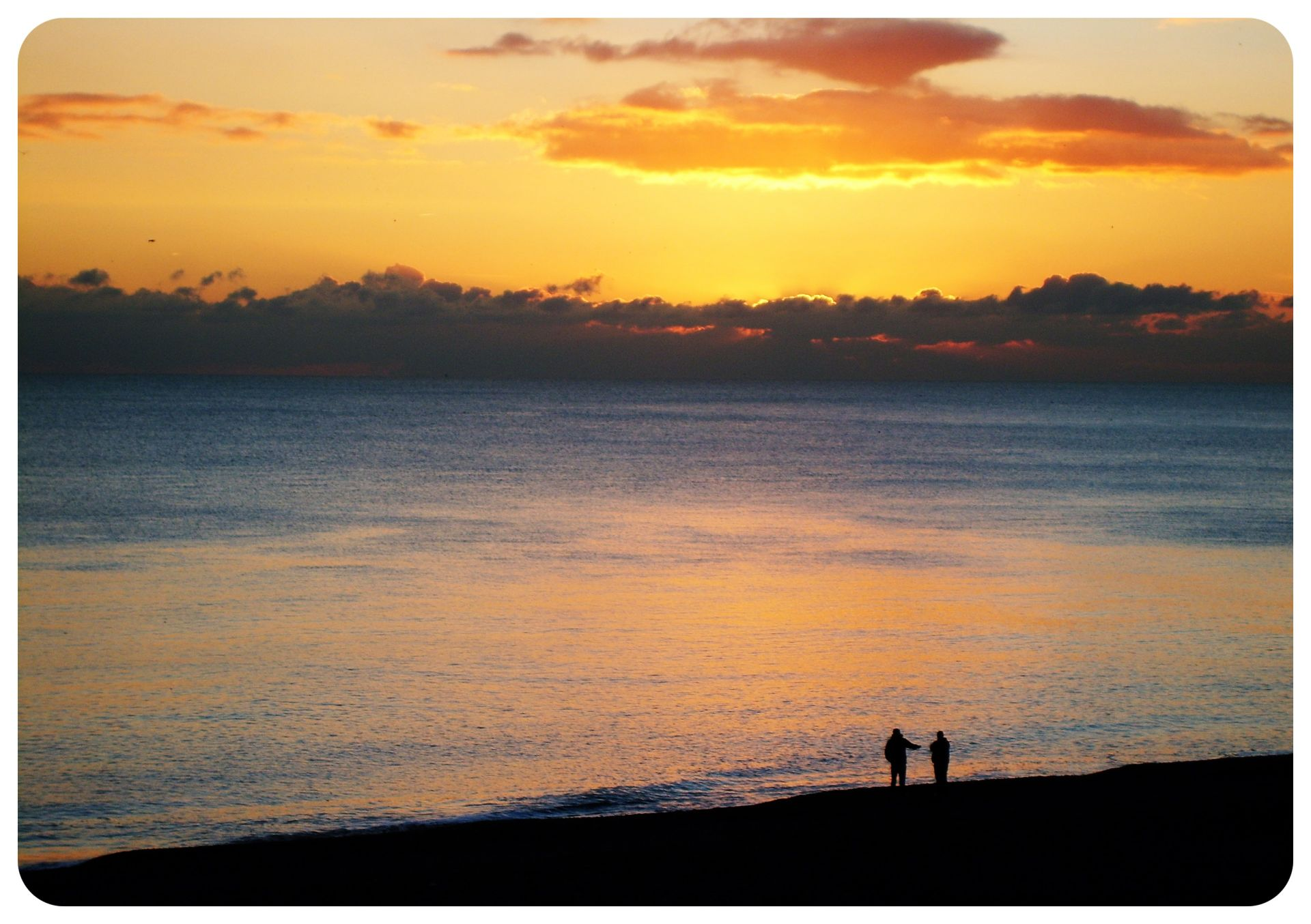 England Sunset
