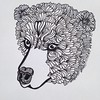 @colindarke: New Aesop fable illustration work in progress #drawing #illustration #bear http://t.co/uH7jn1DZqX