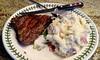 Steak & Potatoes (4s)