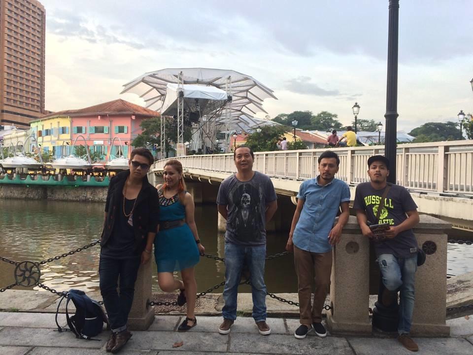 Meet Nepal's Rolling Stones, Abhaya and Steam Injuns LIVE - Alvinology