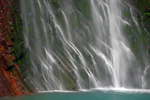 japan kagoshima waterfalls kyushu kirishima