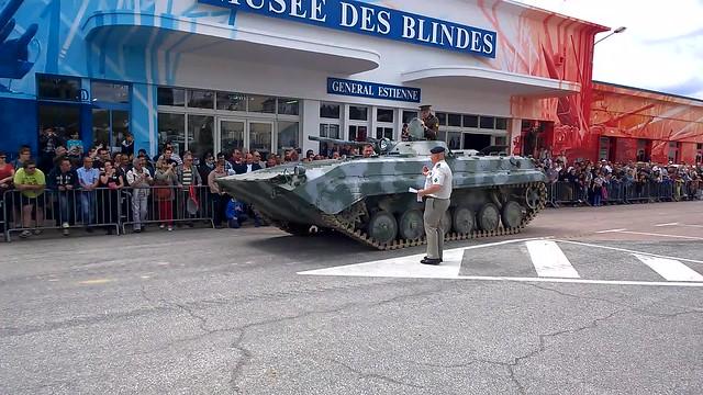 BMP-1 at Saumur 2015 5
