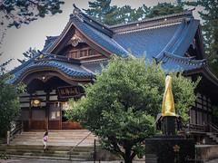 Kanazawa Oyama Jinja Shrine-011
