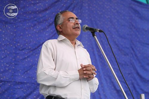 Sat Prakash Chawla from Rohtash Nagar, Delhi, expresses his views