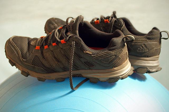 Adidas series: response trail 21 gtx