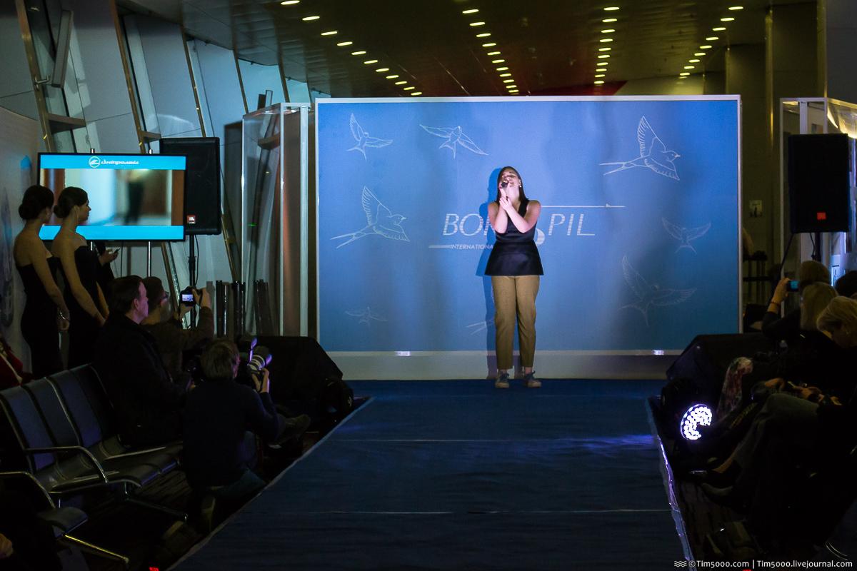 Элина Иващенко, участница вокального талант-шоу Голос Дети