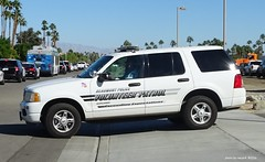Beaumont CA Police - Ford Explorer - Volunteer Patrol (2)