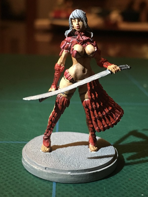 Miniature Painting Update 12/30/2016