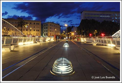 Puente 3 by José Luis Buendía