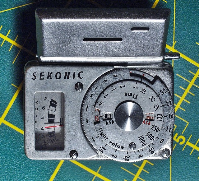 Sekonic LC-2 Manual