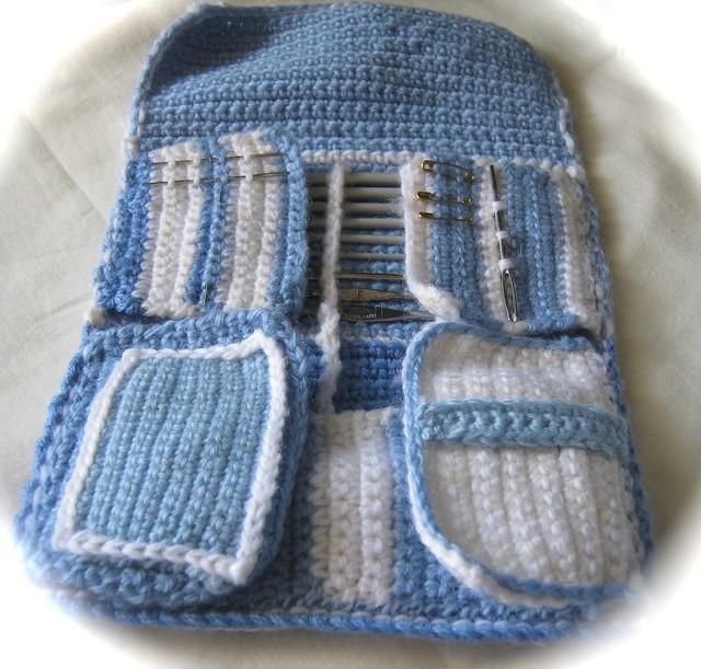 Free Crochet Pattern Hook Case : Crochet Hook Case Flickr - Photo Sharing!