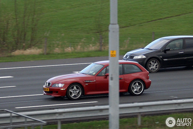 S54B32 M Coupe | Imola Red | Black | 46-NZ-JB