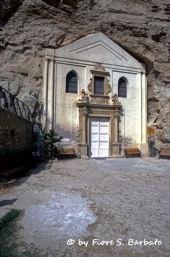 Bombile, frazione di Ardore (RC), 1996, Santuario della Madonna della Grotta.