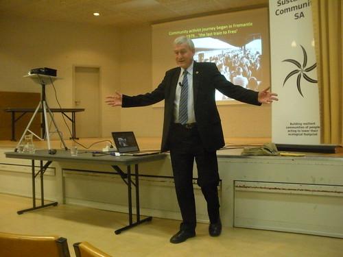 Prof Peter Newman