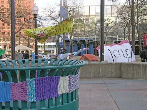 yarn art occupiers