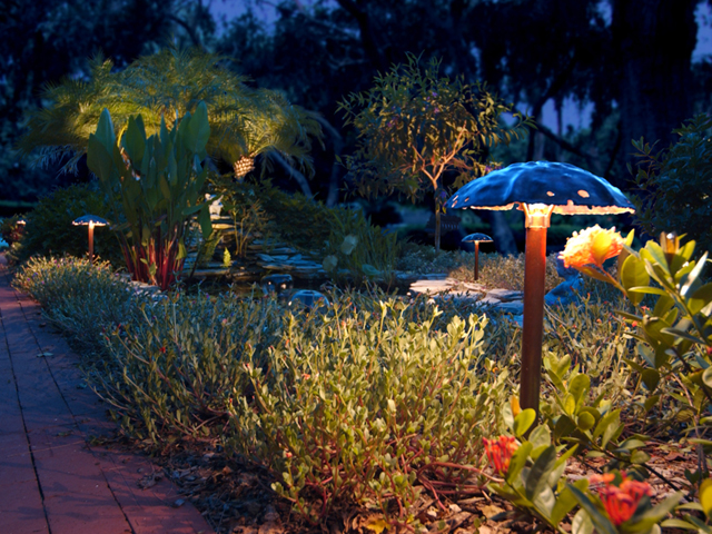 Landscape Lighting Sarasota : Landscape lighting sarasota florida landscaping lights