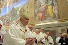 Aniversario de Benedicto XVI