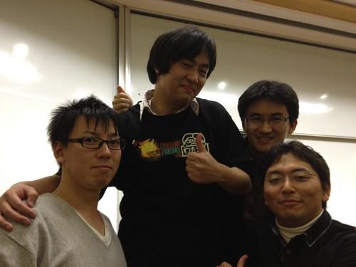 GPT Yokohama - Yoyogi Champion : Kobayashi Satoshi