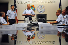 At U.S. Pacific Command