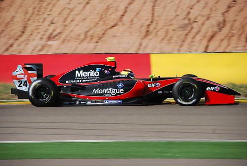 Formula Renault 3.5 Series Motorland Aragon