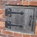 Tintinhull House - small door