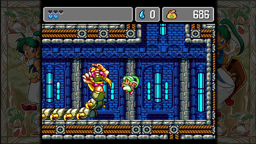 Monster World IV