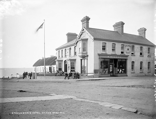 Stella Maris Hotel, Kilkee, Co. Clare, late 19th century