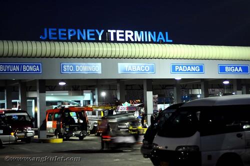 Legazpi Jeepney Terminal