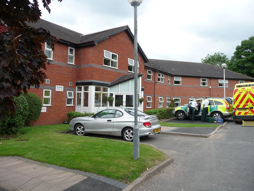 The Green Nursing Home, Kings Norton, Birmingham.