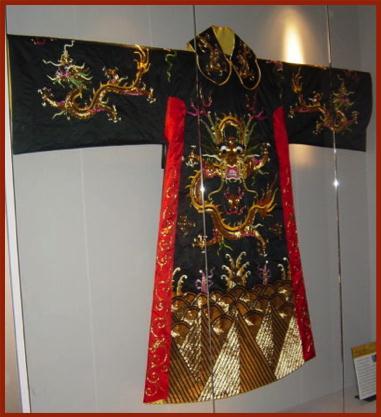 An Emperor's Mang-p'ao