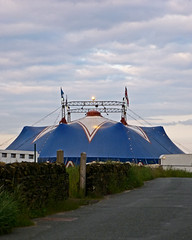 The circus comes to Queensbury by Tim Green aka atoach