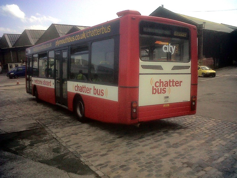 Plymouth Citybus Chatter Bus
