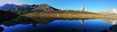 山光,水色 ~Panorama of MatterHorn & LeiSee~