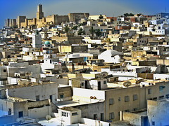 Sousse- View from Kasbah