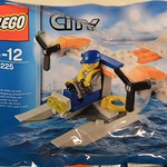 Coast Guard Seaplane Polybag (30225)