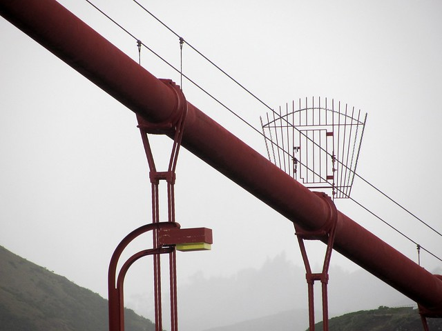 Gate on the Golden Gate