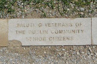 Saluting Veterans - Dublin Senior Citizens